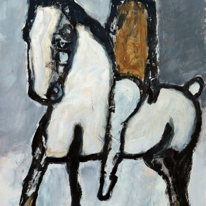 Koskinas Snow Horse