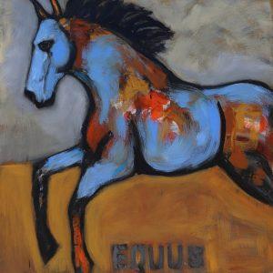 james koskinas spirit horse ii